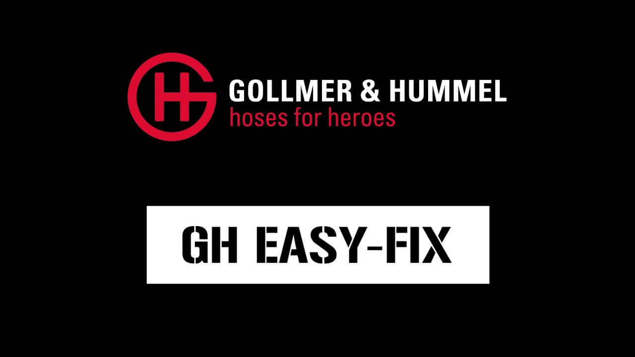 GH Easy-Fix Einbindesystem