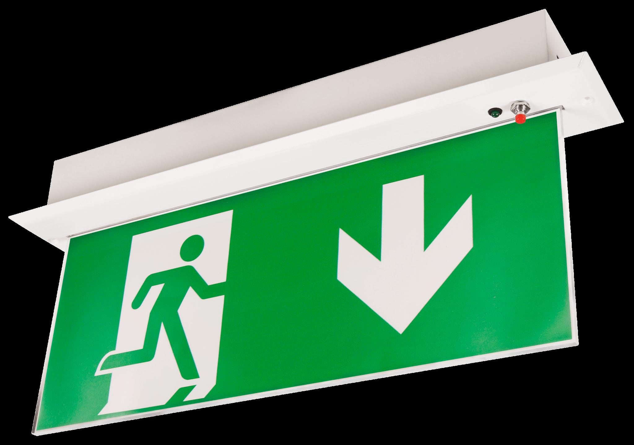 LED-Fluchtwegleuchte-McShine-FL-250-Deckenmontag_2