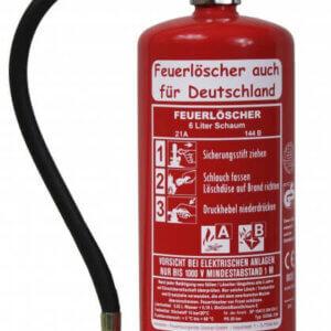 Schaumlöscher 6 L