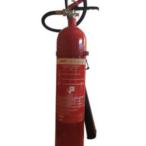 CO-2 Feuerlöscher ruof|brandschutz